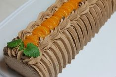 Tarun Taikakakut: Appelsiini-suklaakääretorttu (gluteeniton ja laktoositon) Sushi, Ethnic Recipes, Food, Meals