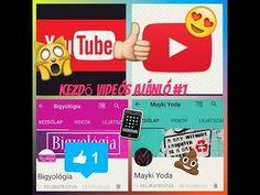 - Kezdő videós ajánló -  Anett Channel