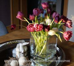 Ein wenig hiervon & davon: FridayFlowerday: Tulpen satt