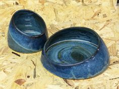 Coppia di vasi per Hanamai Ikebana di ClaylabCeramica su Etsy