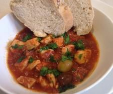 Recipe Chicken and Chorizo Hotpot by TaniaH - Recipe of category Main dishes - others
