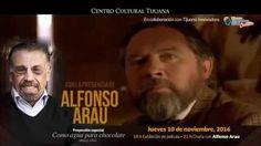 Alfonso Arau, el destacado director mexicano, llega al CECUT para ofrecer una proyección especial de su película Como agua para chocolate, además de una plática con el público.