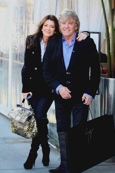 Lisa Vanderpump & Ken Todd...cutest couple ever