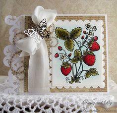 Strawberries by havonfamily - Splitcoaststampers
