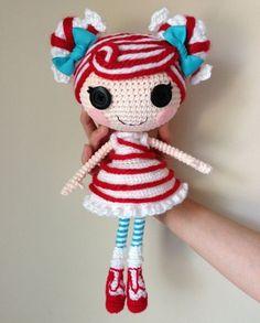 вязаная кукла лалалупси схема