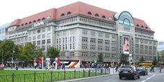 KaDeWe - Kaufhaus des Westens ved  Wittenbergplatz