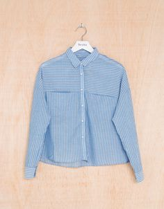 SS 2015 Trend - Chemise Oxford, Rayures