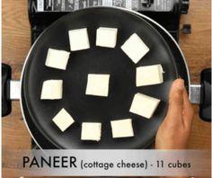 पालक पनीर कैसे बनाते है? How to make Palak Paneer Recipe in Hindi? [Step By Step Photo] Paneer Recipe In Hindi, Paneer Recipes, Gujarati Recipes, Soup Recipes, Blueberry Chocolate, Chocolate Diy, Badam Milk Recipe, Bhel Recipe, Nutella Bread