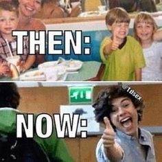 Same Old Harry ♥