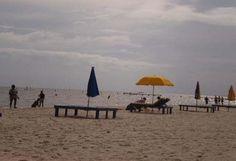 Biloxi Beach in Harrison County, Mississippi