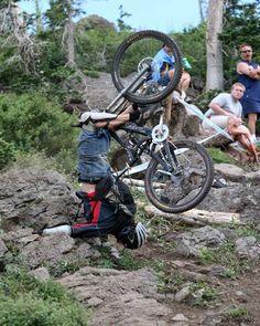 mountain bike caption contest