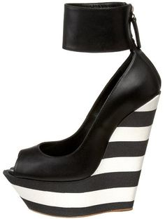 new styles 4d56b 048c1 Celebrities who wear, use, or own Giuseppe Zanotti Wedge Pumps. Also  discover the movies, TV shows, and events associated with Giuseppe Zanotti  Wedge Pumps.