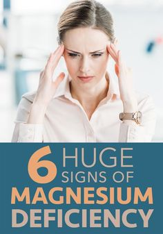 6 Huge Magnesium Deficiency Symptoms Magnesium is an essential mineral that helps maintain healthy muscle and bones. Here are 6 huge magnesium deficiency symptoms you should be looking for when evaluating your health. Health Remedies, Home Remedies, Herbal Remedies, Natural Remedies, Signs Of Magnesium Deficiency, Low Magnesium Symptoms, Magnesium Supplements, Potassium Deficiency Symptoms, Magnesium Benefits