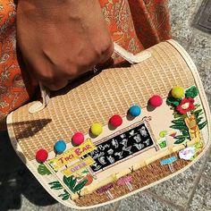 Tropical, Bags, Bicycle Kick, Accessories, Handbags, Bag, Totes, Hand Bags