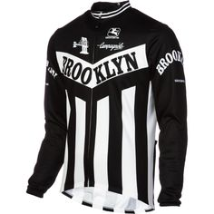 Giordana Team Thermosquare Brooklyn Long Sleeve Men's Jersey | Competitive Cyclist