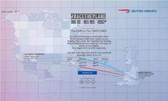 Y'a t il un pilote dans les réseaux ? British Airways met au défi les internautes de parcourir Londres-Toronto, en moins de temps qu'il n'en faut pour le Boeing 787-8 Dreamliner, dernier joujou de la firme #racetheplane