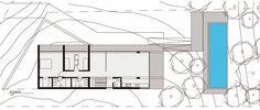 Ricardo Sargiotti con x-arquitectos anteproyecto casa CD / 2006 planta alta