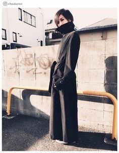 藤井萩花/ShuuKaRen Instagramより How To Look Pretty, Womens Fashion, Ladies Fashion, Duster Coat, Celebrities, Lady, Model, Beautiful, Flower