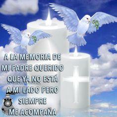 A LA MEMORIA DE MI PADRE QUERIDO Hoy Padre Querido te dedico mi pensamiento y en mis memorias vivirás para toda la vida. #DiaDelPadre