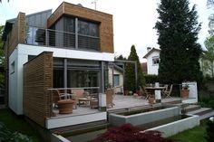 Haus F - idea casas - Green Resort, Outdoor Rooms, Outdoor Decor, Home Id, House Extensions, Home Reno, Interior Architecture, Interior Design, Modern Decor