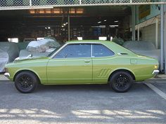 Car : 1971 MITSUBISHI GALANT Mileage : --- Exterior : Green Interior : Moss Green Engine : 1.6 Liter Configuration : Right Hand Drive Tr...
