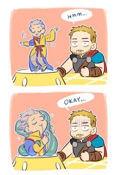 Thor: Ragnarok || Tentacle Party - Part 1