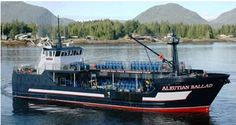 """Deadliest Catch Tours in Ketchikan - The Bering Sea Crab Fisherman's excursion featuring the Aleutian Ballad from season 2 of """"Deadliest Catch"""" - a 5 star Alaskan experience!"""