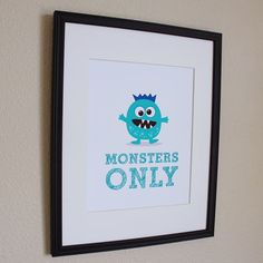 I want this for the boys playroom!