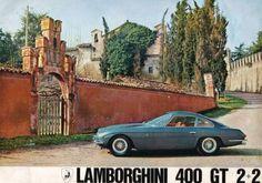 Lamborghini 400 GT 2+2 - LGMSports.com