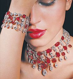 Rubies and Diamonds by Moussaieff