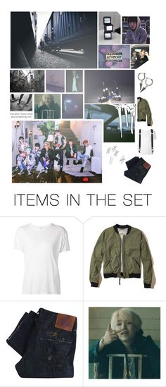 """The good old days"" by lostfishess ❤ liked on Polyvore featuring art"