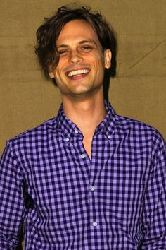 """All I want is butterfly kisses in the morning, peanut butter sandwiches shaped like a heart and to make you smile until it hurts"" -Matthew Gray Gubler-"