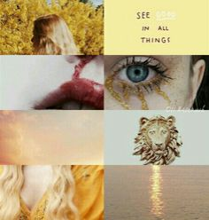 Myrcella Lannister/ Baratheon aesthetics by me