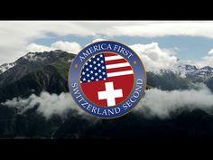 Switzerland welcomes Trump in his own words - Switzerland second - YouTube