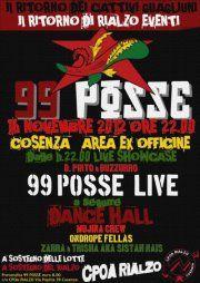 concerto 99 posse