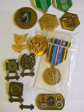 Lot of 11 Military Medals
