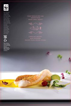 #WWF - What Would you Like Served With Your Coral Trout? Cipollini Onions, Blue Potatoes, or Just palin Social Stigma.