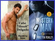 Mystery Man by Kristen Ashley  LOVE this book!