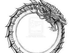 ouroboros tattoo - Google Search