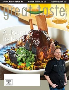 Great Taste Magazine 2012 Jan/Feb Issue