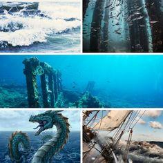 The sea Northern Lights, Aesthetics, Sea, Songs, Places, Nature, Travel, Naturaleza, Viajes