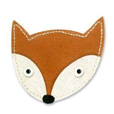 Boutique scrapbooking - Die BigShot Sizzix fox bigz