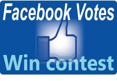 give you 200+ facebook contest vote within 24 hours