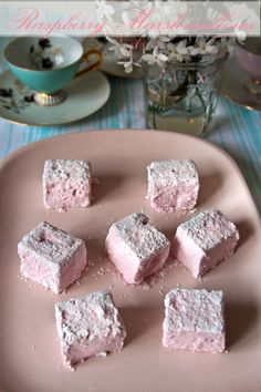 Raspberry Marshmallows.  I haven't played with flavors, but I might.