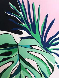Botanical Inspiration Surfacedesign