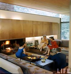 Long before Mad Men conga'd into our lives, architects like Charles Goodman were changing the face of the American landscape by creating synergy between living space, nature and design. Even here in the uber-traditional DC Metro area, the 'California Contemporary' trend caught on and stayed.