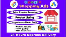 Perfect google shopping ads product listing for ecommerce store by Arifa_anam1 Mail Marketing, Business Marketing, Online Business, Digital Marketing, Web Research, Ecommerce Store, Search Engine Marketing, Fishing Girls, Trout Fishing
