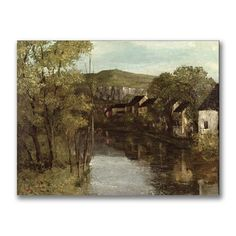 "Found it at Wayfair - ""The Refection of Ornans"" by Gustave Courbet Painting Print on Canvas http://www.wayfair.com/daily-sales/p/Wall-Art-Clearance-%22The-Refection-of-Ornans%22-by-Gustave-Courbet-Painting-Print-on-Canvas~TMAR3297~E16528.html?refid=SBP.rBAZEVM9kmFt7mtzuE-5AmLPM2gaGEDWnkZcVDUeReM"