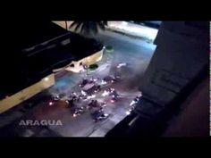 Que el mundo entero esté claro de dónde viene la violencia en Venezuela, del lado de un gobierno cobarde y asesino