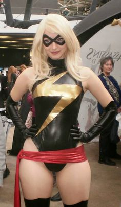 Captain Marvel - Enji Night